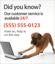 Our customer service is available from 9am-5pm (Mon-Fri). Call us at (626) 537-9136.