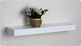 6 x 2 floating shelf